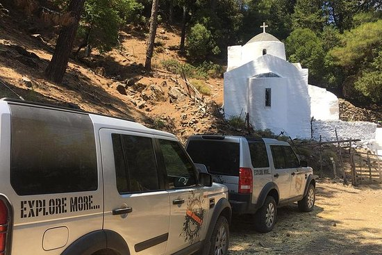 Uncharted Escapes: Kos Land Rover...