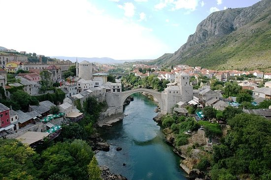 Privétour: Mostar en Kravice ...