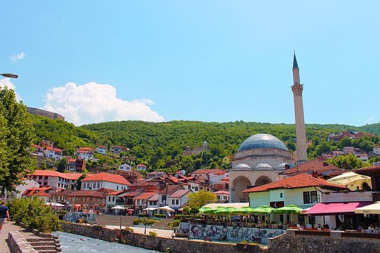Private Full Day Trip to Pristina and Prizren from...
