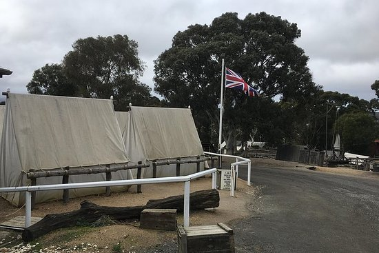Sovereign Hill Goldfields and Museum, Ballarat, Victoria