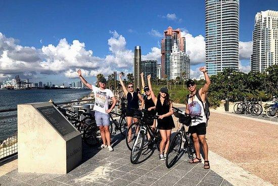 South Beach y Art Deco Bike & Brew