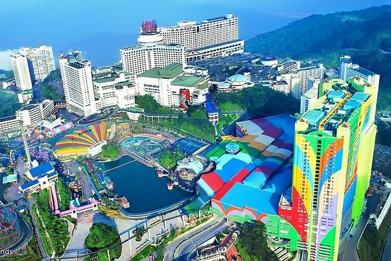Genting Highlands Full-Day Tour from...