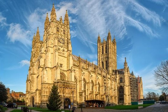 Small Group Canterbury, Dover, Rochester and Kent Day Tour from London