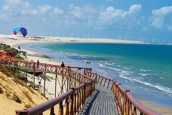Tradicional 3 Playas en 1 Día - Canoa Quebrada -Saindo de Fortaleza...