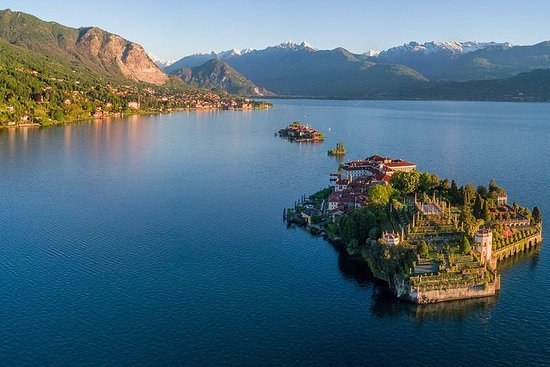 Halbtagesausflug zum Lago Maggiore ab...
