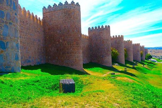 Reis Ávila en Segovia