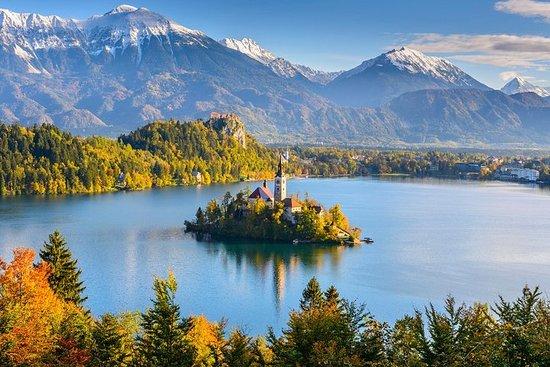 Ljubljana en Bled Lake - kleine groep ...