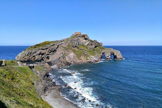TOUR IN SERIE CERTALI: Golfo di BIZKAIA Vip Experience (6 ore)