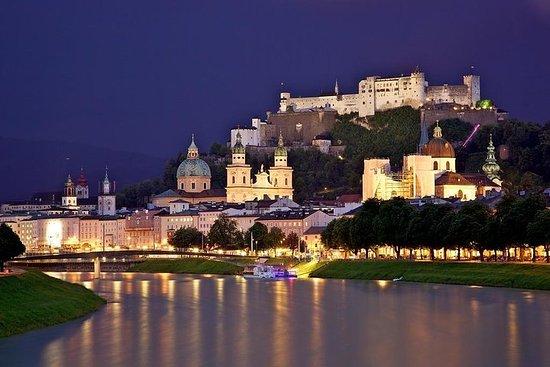 从维也纳到萨尔茨堡的私人全日游-仅限驾驶员