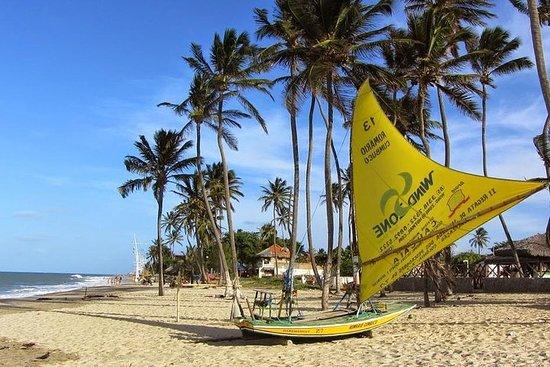 Cumbuco离开Galefatur的Fortaleza