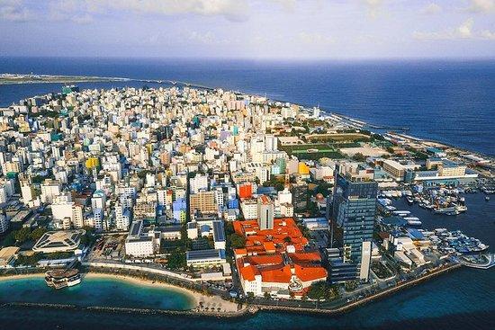 Male City Walking Tour Maldives