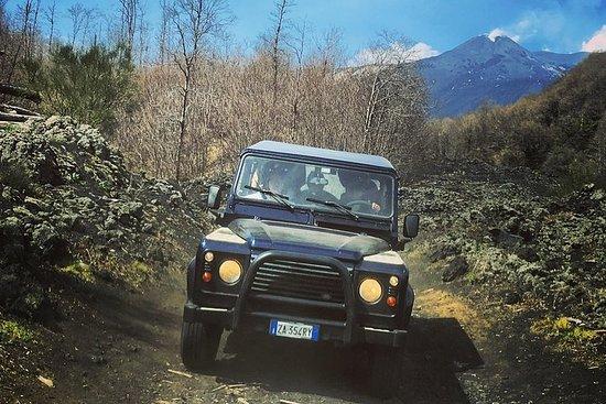 Mount Etna Halbtägige Jeep-Tour ab...