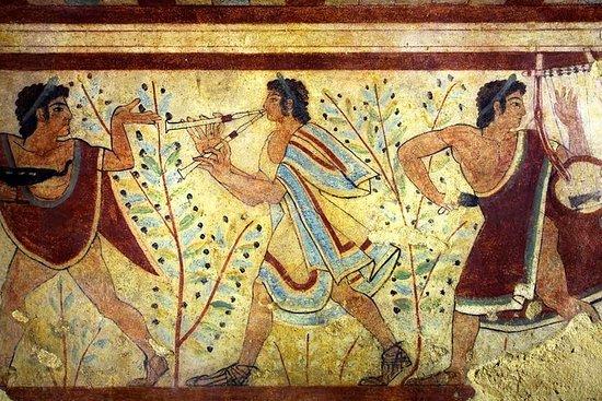 Tarquinia&Cerveteri來自羅馬的私人一日遊
