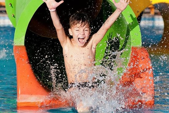 Acqua Plus-Wasserpark Eintrittskarte...