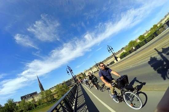 Bike and Lunch Tour - Big Ride of Bordeaux