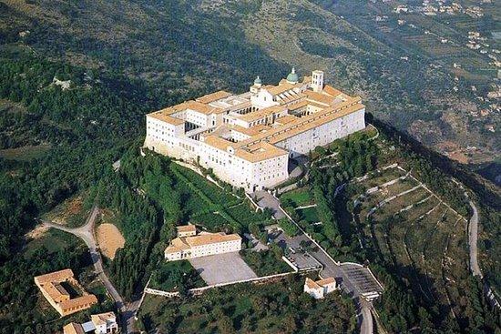 Montecassino Abbey & Anzio War Cemetery day-trip from Rome
