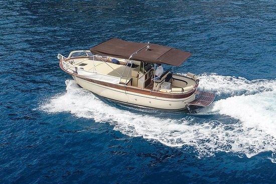 從索倫托出發的卡普里島私人乘船遊覽(7/8小時)