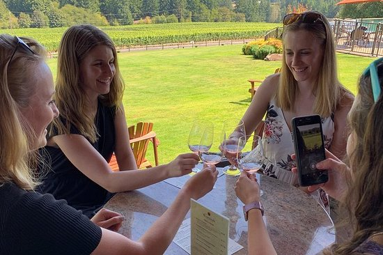 Luksus, All Inclusive, Willamette Valley Wine Tour