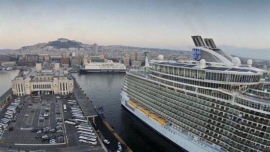 Excursie naar Rome vanuit de haven van ...