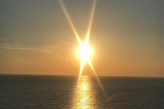 Solnedgang tur