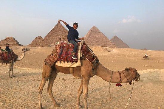 Full pyramider-tur til Giza, Sakkara og...