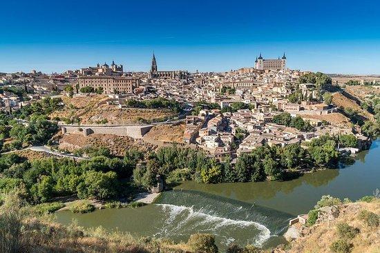 Toledo en Segovia vanuit Madrid met ...