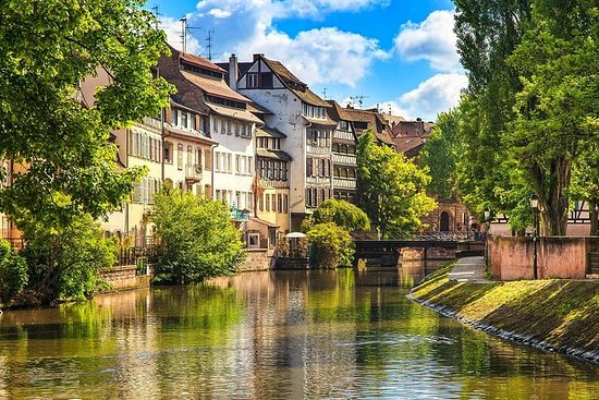 Private Tour: Baden-Baden and Strasbourg Day Trip from Frankfurt Resmi