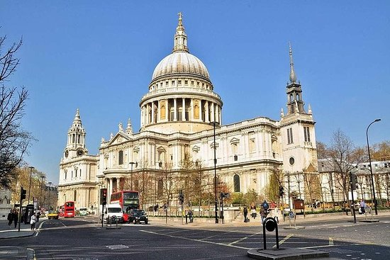 9Hr Tour St Paul's Cathedral, London Eye and Churchill War Rooms Photo