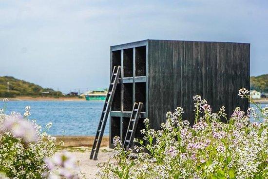 "Privat tur - La oss ta kule bilder på øya kunst, ""Sakushima""!"