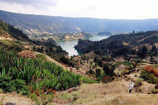 Un jour au lac Wenchi, Ethiopie