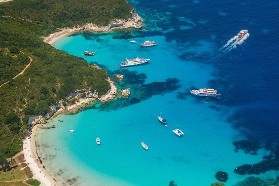 Cruise to Paxos, Antipaxos & the Blue...