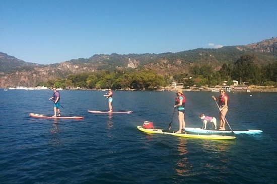 Stand Up Paddle Board Adventure...