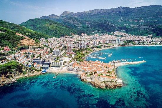 Dagtocht van Dubrovnik naar Budva