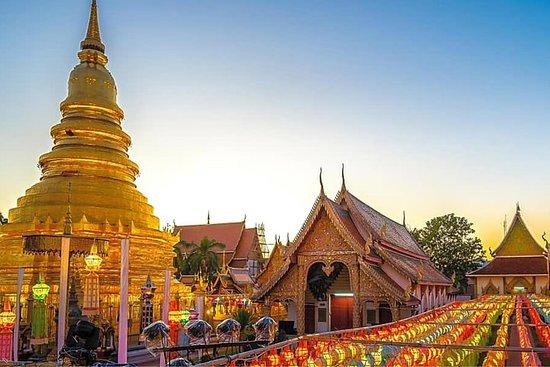 Lamphun og Lampang City Temples Small Group Tour - Fuld dag