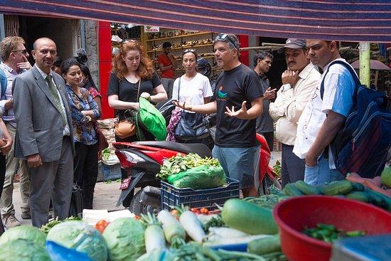 Oppdag Kathmandu Food Trail