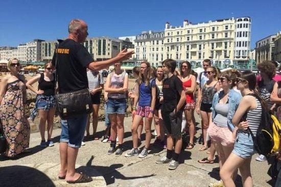 L'histoire de Brighton - visite à pied