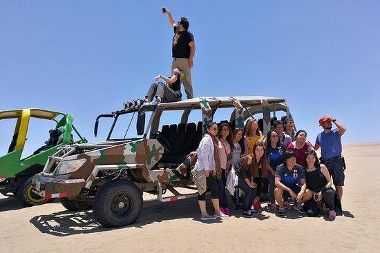 Paracas und Huacachina in Tus Manos