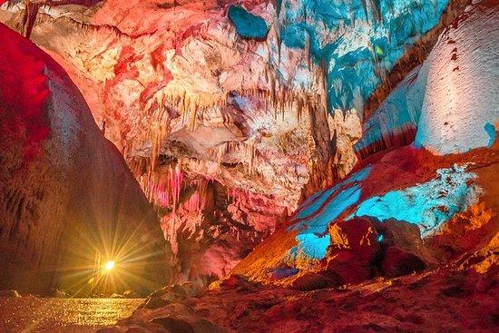 Excursão de caverna privada de dia...
