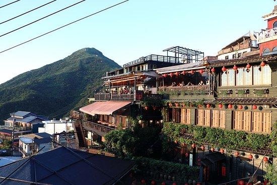 台北私人包机:九份上午之旅(4小时)