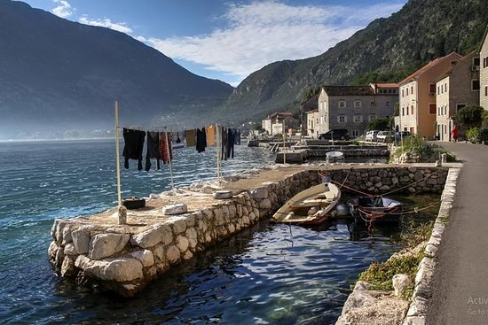 Montenegro en Bosnië in één dag ...