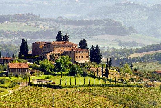 La Toscane dans une journée de visite...