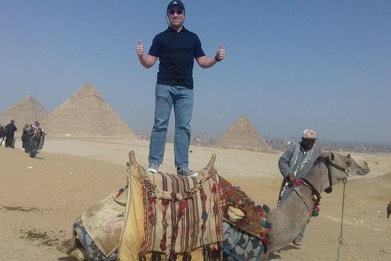 Half Day Trip to Giza Pyramids and The...