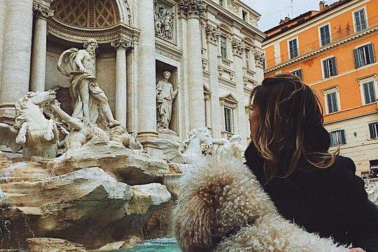 Rome als een gouden doodle