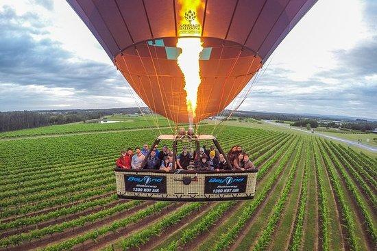 Daily Hot Air Balloon Flight - Hunter Valley
