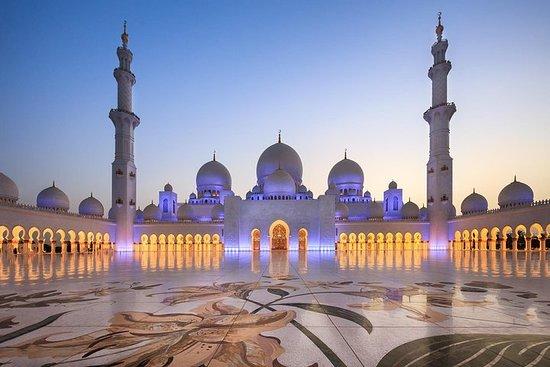 Excursão privada a Abu Dhabi saindo...
