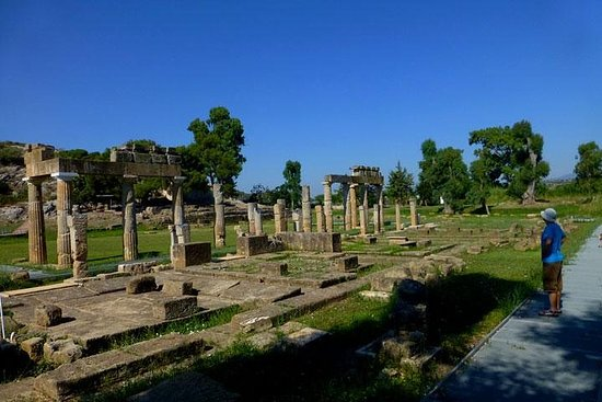 Half-Day Tour Tranquil Attica Countryside: The Temple of Artemis in...