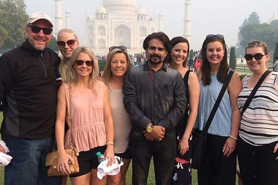 Taj Mahal Same Day Tour from Delhi by...