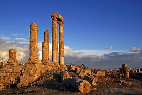 Amman 2-timmars stadstur