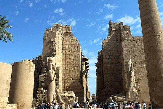 Dagstur til Luxor fra Hurghada med bil