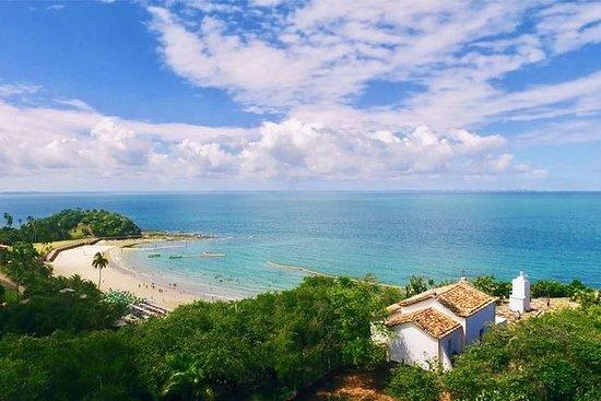 Ilhas Maravilhas Frades and Itaparica Full Day Tour, Salvador, Bahia...